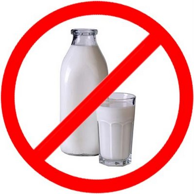 say no to milk